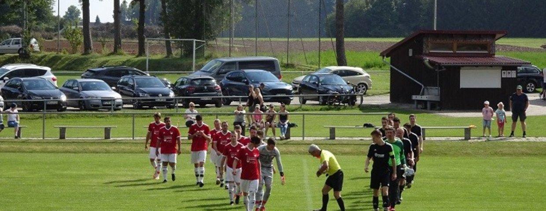 SG ASV Aufseß 1/SC Neuhaus 2 : SV Weichendorf 0:4 (0:3)